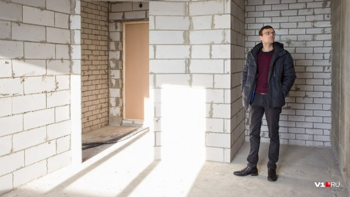 Вторичка дешевле: невостребованные новостройки забивают центр и юг Волгограда