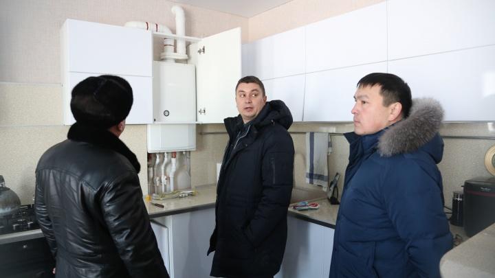 «Боимся за своих детей»: 20 квартир в Уфе, где произошла утечка угарного газа, оставили без тепла
