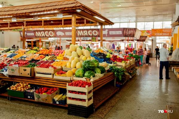 Хочется надеяться, что жители Пятерки все же смогут покупать свежие овощи и фрукты