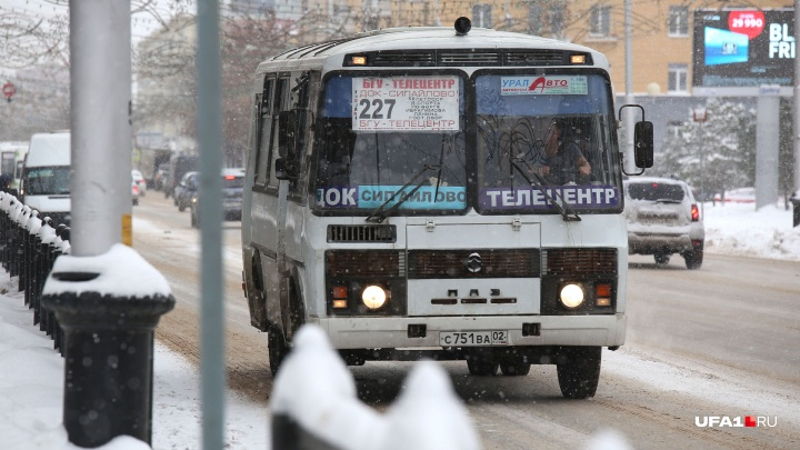 Перевозчики живут по принципу «и так сойдет»: житель Казани оценил уфимские маршрутки