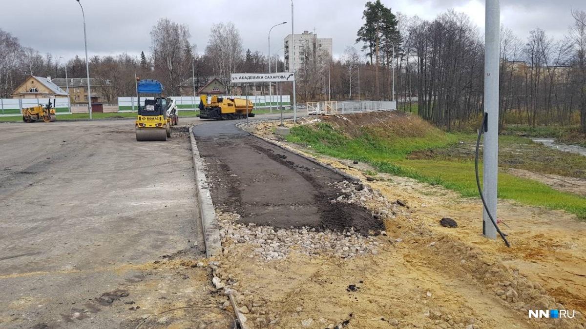 Строительство моста для объезда монастыря завершилось вСарове Нижегородской области