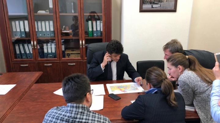 Высокинский пообещал, что свалки в Шабрах не будет без одобрения местных жителей
