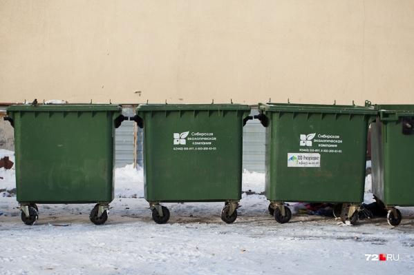 В жилинспекции сказали, что недовольные скопившимся мусором могут обращаться к ним
