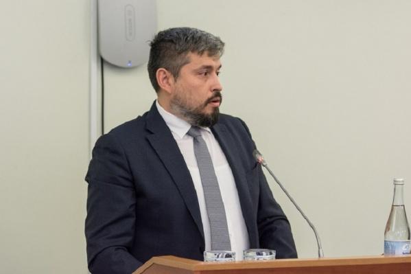Роман Илюгин занимает должность главного ростовского архитектора уже два года
