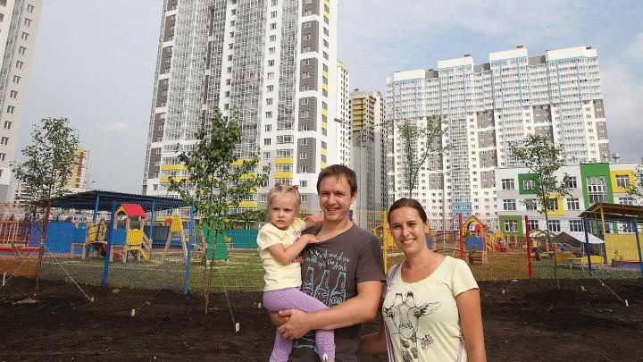 На ЖБИ заложили аллею, как в Москве и Санкт-Петербурге