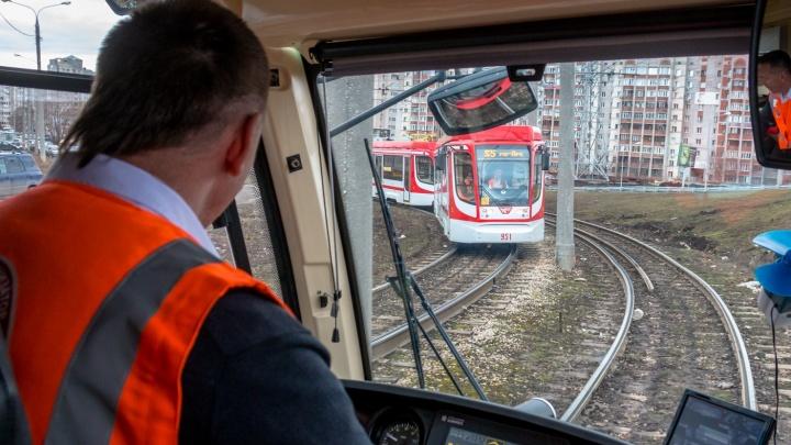 Дали работенку: стало известно, кто построит трамвайный поворот от «Самара Арены» в 15-й микрорайон