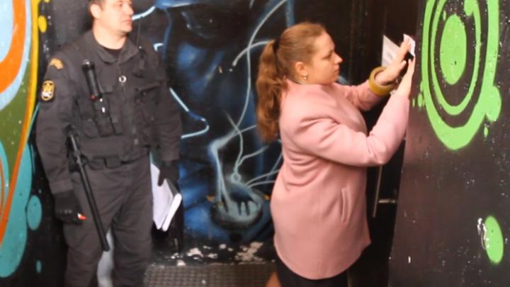 Ночной клуб закрыли в Красноярске по требованию пожарных