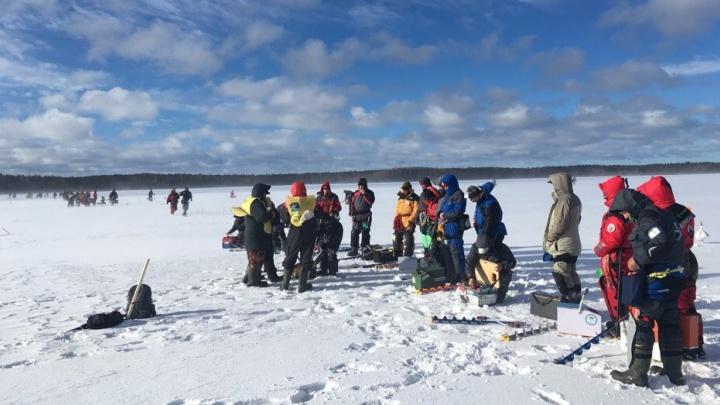 Екатеринбуржец выиграл чемпионат России по рыбной ловле со льда на мормышку