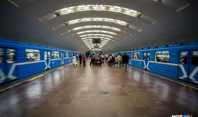 Новосибирский метрополитен закупит новые камеры и информационные табло для вагонов