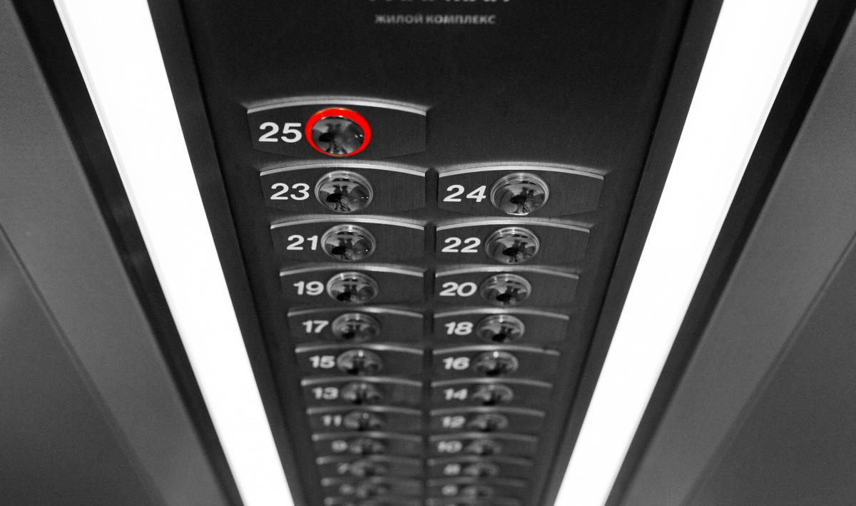 Лифту не дадут упасть специально спроектированные ловители