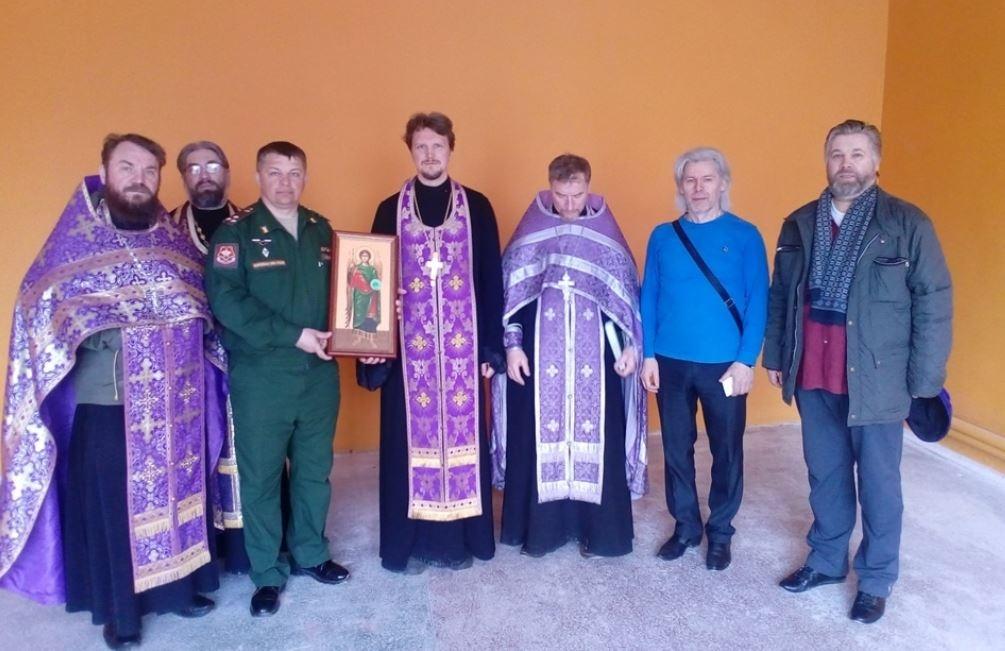 Минобороны выделило в Екатеринбурге здание под храм. Его обустроят в бывшем участке полиции