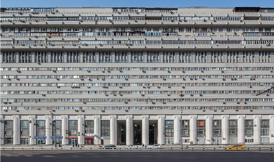Самые странные дома Москвы
