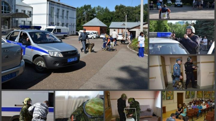 В Уфе эвакуировали 230 человек из дома престарелых