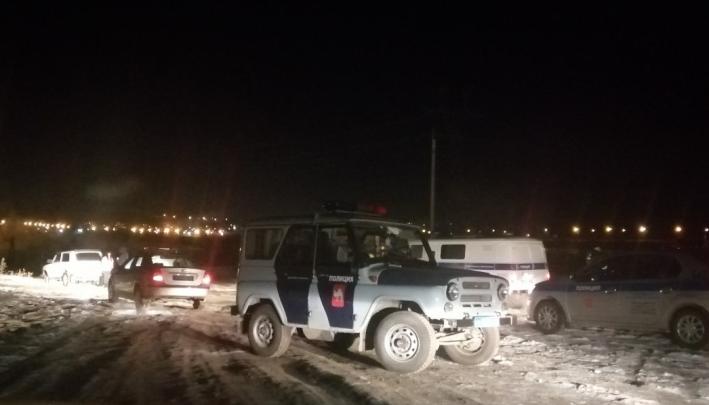 На южноуральца, переехавшего на «Ниве» полицейского, завели уголовное дело. Инцидент попал на видео