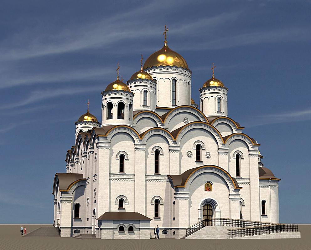 Новый храм позволит вместить всех желающих и обеспечит сёстрам изолированное место