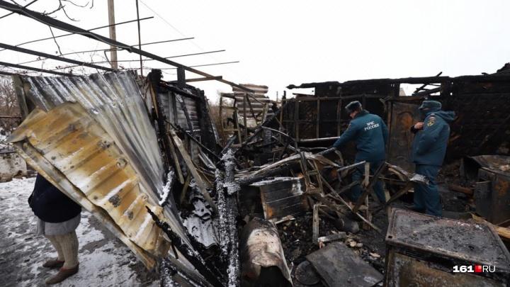 Будут хоронить в закрытых гробах: стала известна дата прощания со сгоревшей под Волгодонском семьей
