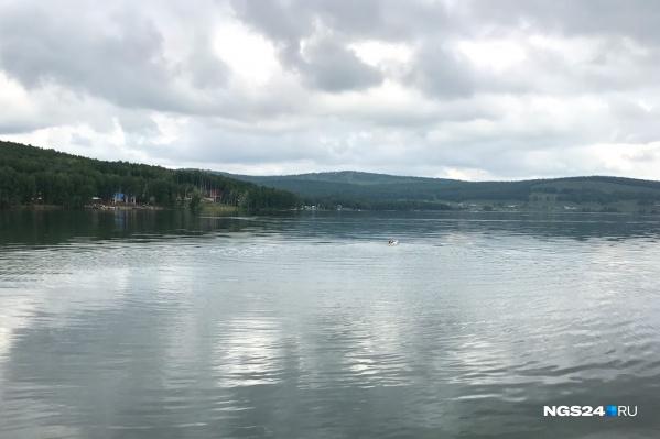 Трагедия произошла на озере Большое недалеко от базы Лукоморье