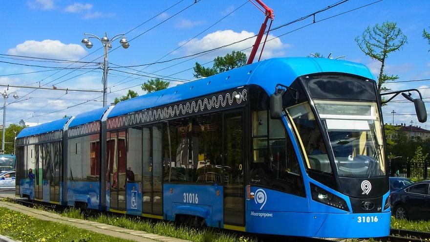В Перми появятся трехсекционные трамваи с возможностью двухстороннего движения