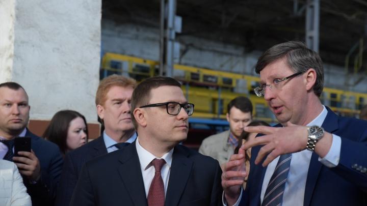 Вагон вопросов: челябинским транспортникам дали две недели на разработку плана по выходу из кризиса
