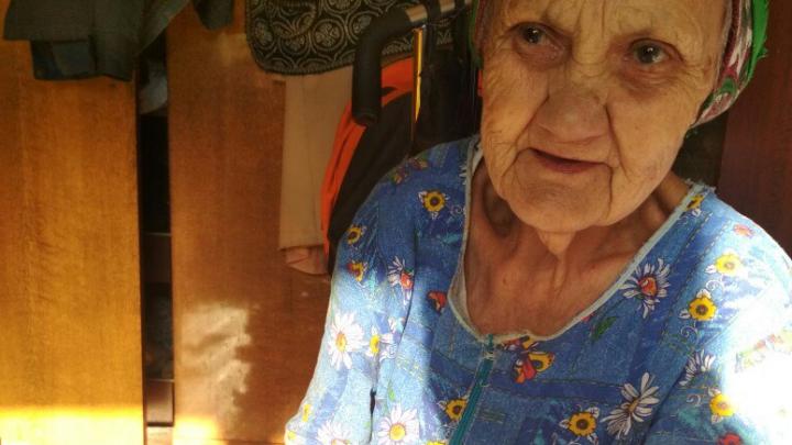 86-летней бабе Ляле из Уфы, торгующей авоськами, помогли закрыть долги