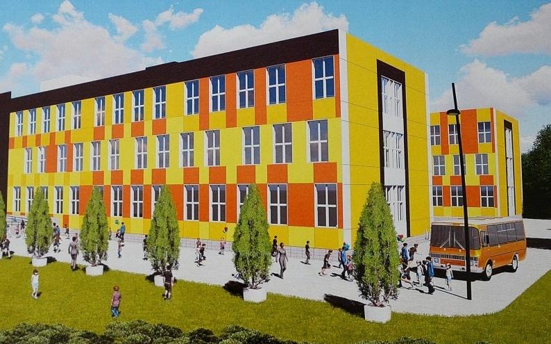 Еще 900 мест: в Минстрое придумали, как увеличить вместимость школы на Пятой просеке