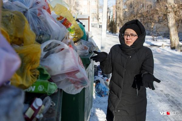 Расходы волгоградских семей на мусор вырастут в несколько раз