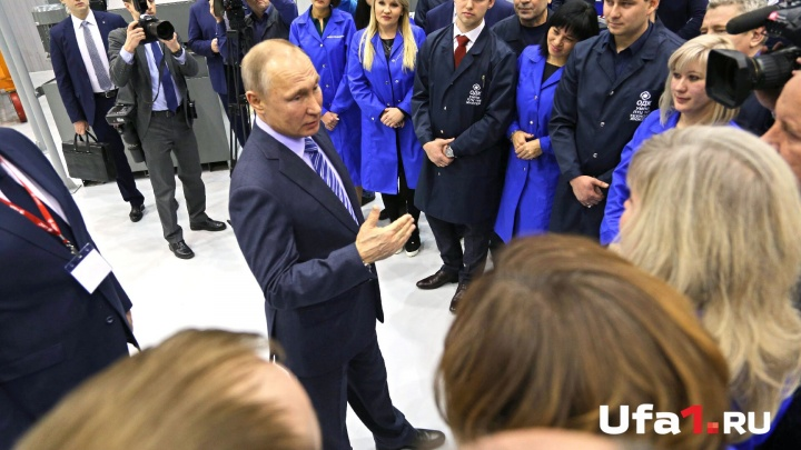 Владимир Путин поздравил мусульман спраздником Ураза-байрам