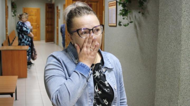 Женщина, чья семья погибла в ДТП с лесовозом, встретится в суде с хозяином злополучного грузовика