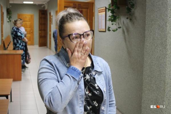 Анна Дмитриева потеряла в ДТП мужа и двух грудных детей