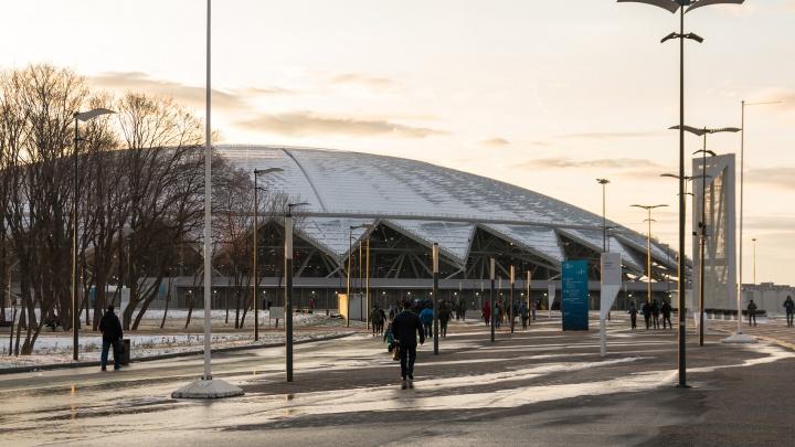 Стадион «Самара Арена» примут на баланс региона с недоделками