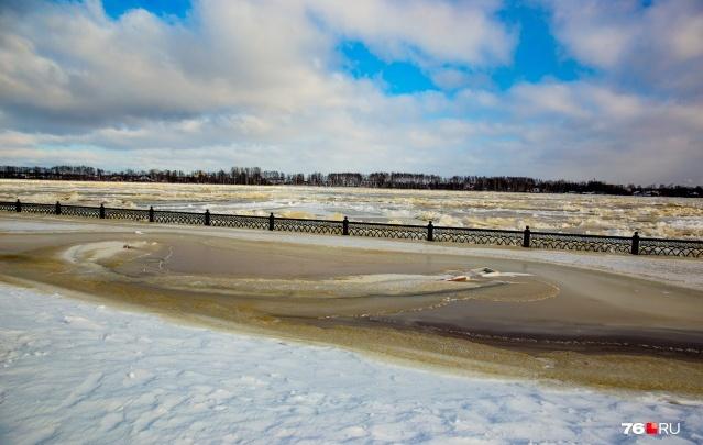 Рыбинская ГЭС вновь увеличит сбросы воды