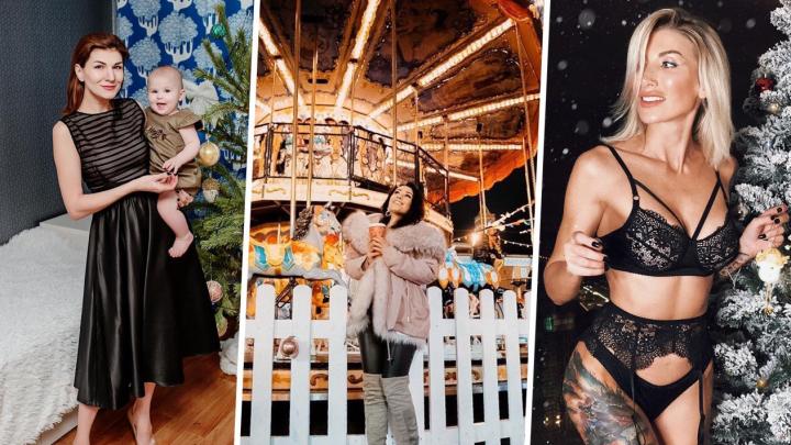 Что-то блестящее и чёрная икра: популярные сибирячки— о том, где, с кем и как будут отмечать Новый год