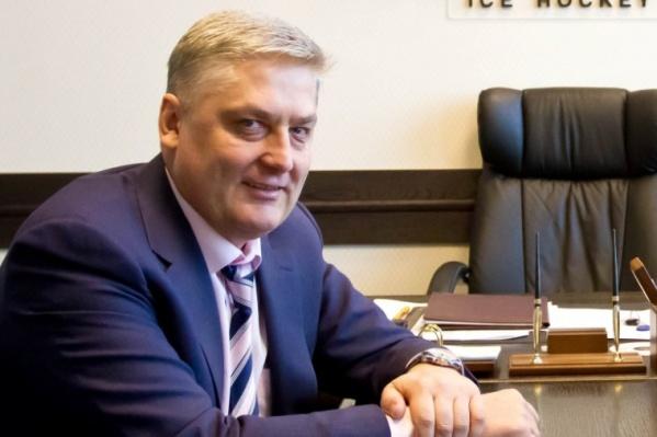 Иван Сеничев, ранее занимавший должность вице-губернатора Челябинской области, вернулся в родной город на ММК