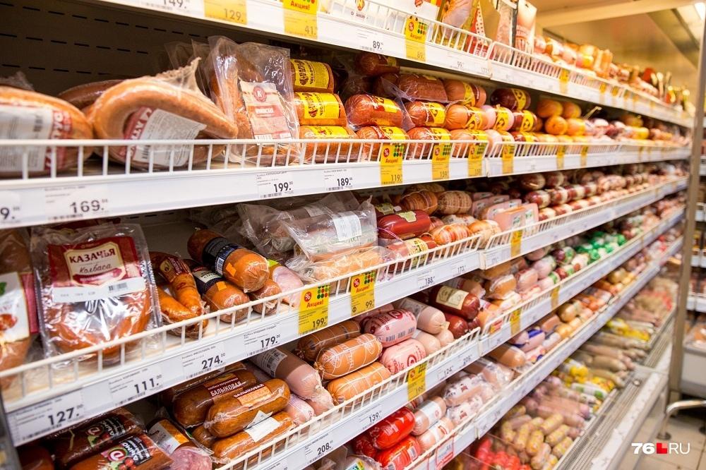 Учёные завяили о вредности колбасы и сосисок