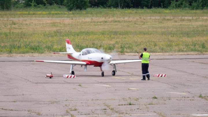 Экстренно севший в Башкирии самолет французов догонит авиаралли в Волгограде