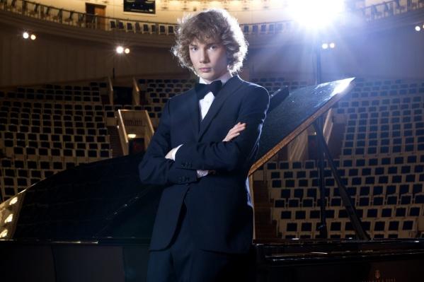 16-летний Иван Бессонов — уже пианист с мировым именем. Он выступит в Екатеринбурге