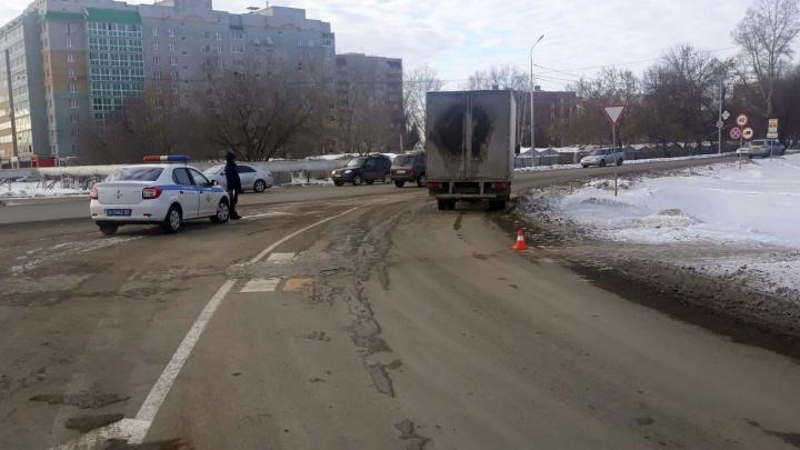 В Башкирии водитель грузовика из Челябинской области сбил подростка