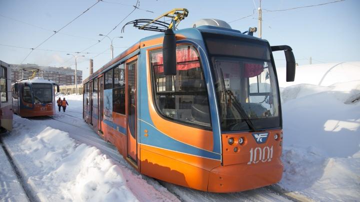 Кто съел «морковку»: в МУЭТ рассказали, какая судьба ждет оранжевые трамваи в Уфе