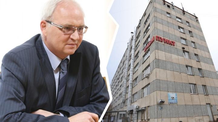 Главврача челябинской больницы, из которой массово уволились травматологи, отправили в отставку