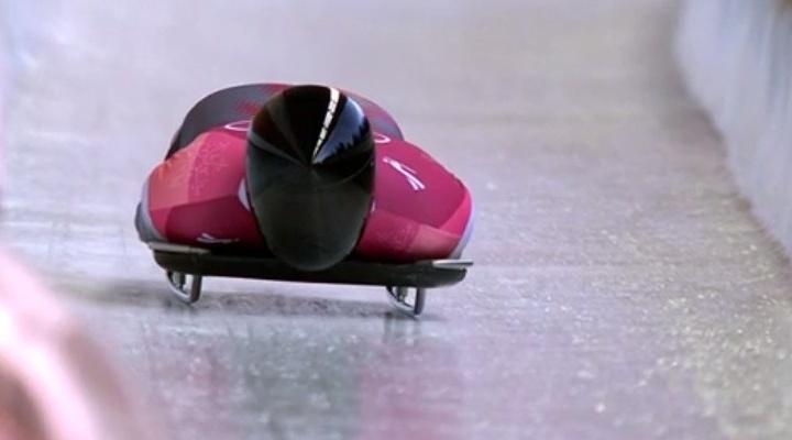 Российский скелетонист завоевал серебро на Олимпийских играх