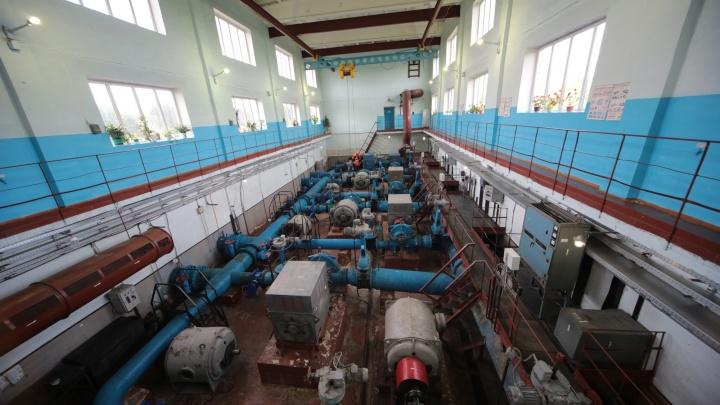 Названы первые даты отключения воды: роботов отправят проверять трубы водозаборов изнутри