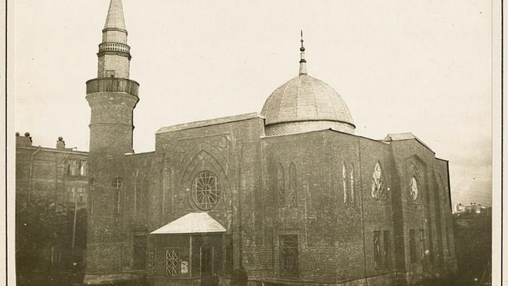 Мусульмане Ростова попросят Путина вернуть им здание бывшей мечети на Красноармейской