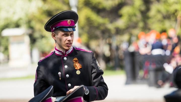 В школах Новосибирска появятся кадетские классы
