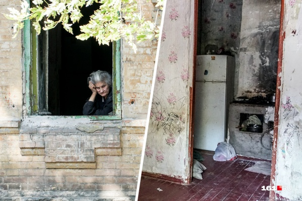 Женщина живет в этом доме уже 46 лет