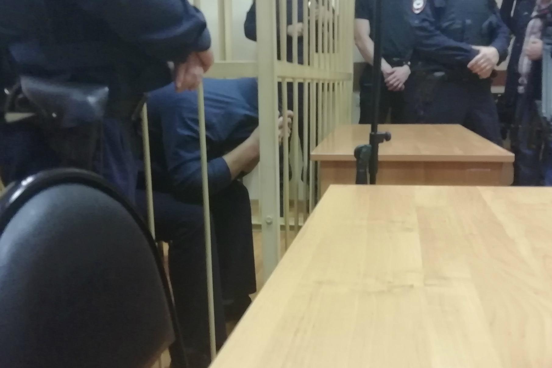 Комарова заключили под стражу до 18 декабря 2019 года