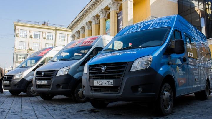Из Владивостока в Новосибирск приехала автоколонна «Тотального диктанта»