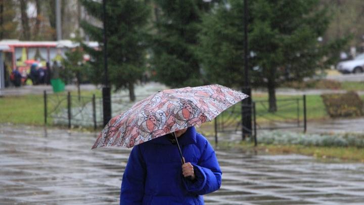 Движение в сторону осени: в воскресенье в Архангельск придёт похолодание