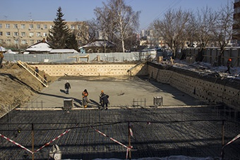 В Центральном районе Новосибирска появится еще один дом комфорт-класса