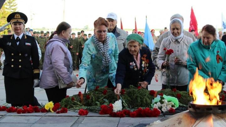 Архангелогородцы зажгли поминальные свечи в память о начале Великой Отечественной войны