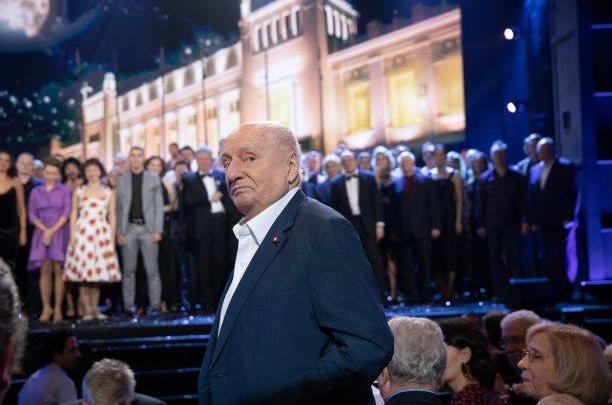 Скончался режиссёр Марк Захаров